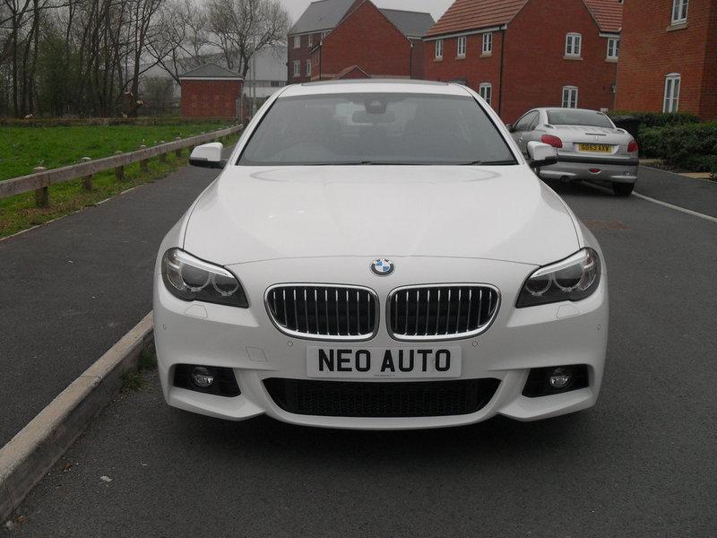 Neo Autos Ltd  BMW 528i M Sport